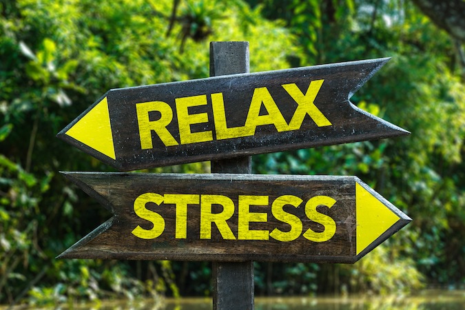 ways to de-stress - stress - mindfulness - happiness - relax