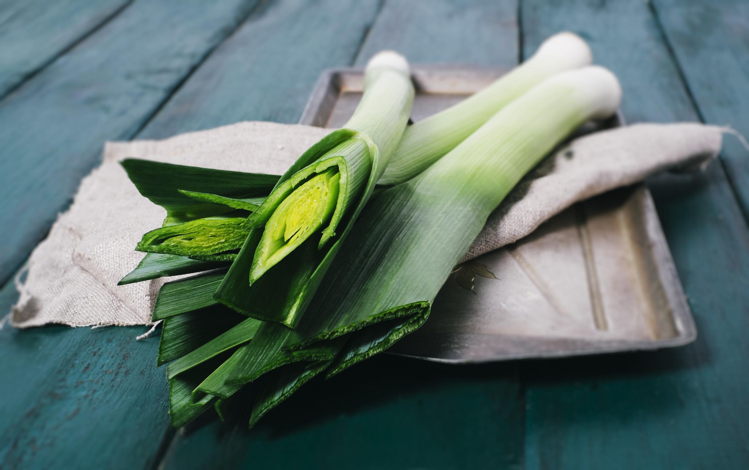 leeks - organic media network - an organic conversation - cook with leeks - how to use leeks - cooking leeks - leeks recipes