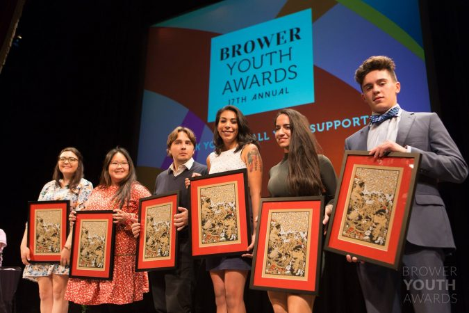 brower youth award - sustainability - future generations - environmental - sustainable ideas