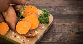 sweet potatoes and yams - sweet potatoes - varieties - varietals - holiday food - fall harvest - harvest season - tubers - root vegetables - yams