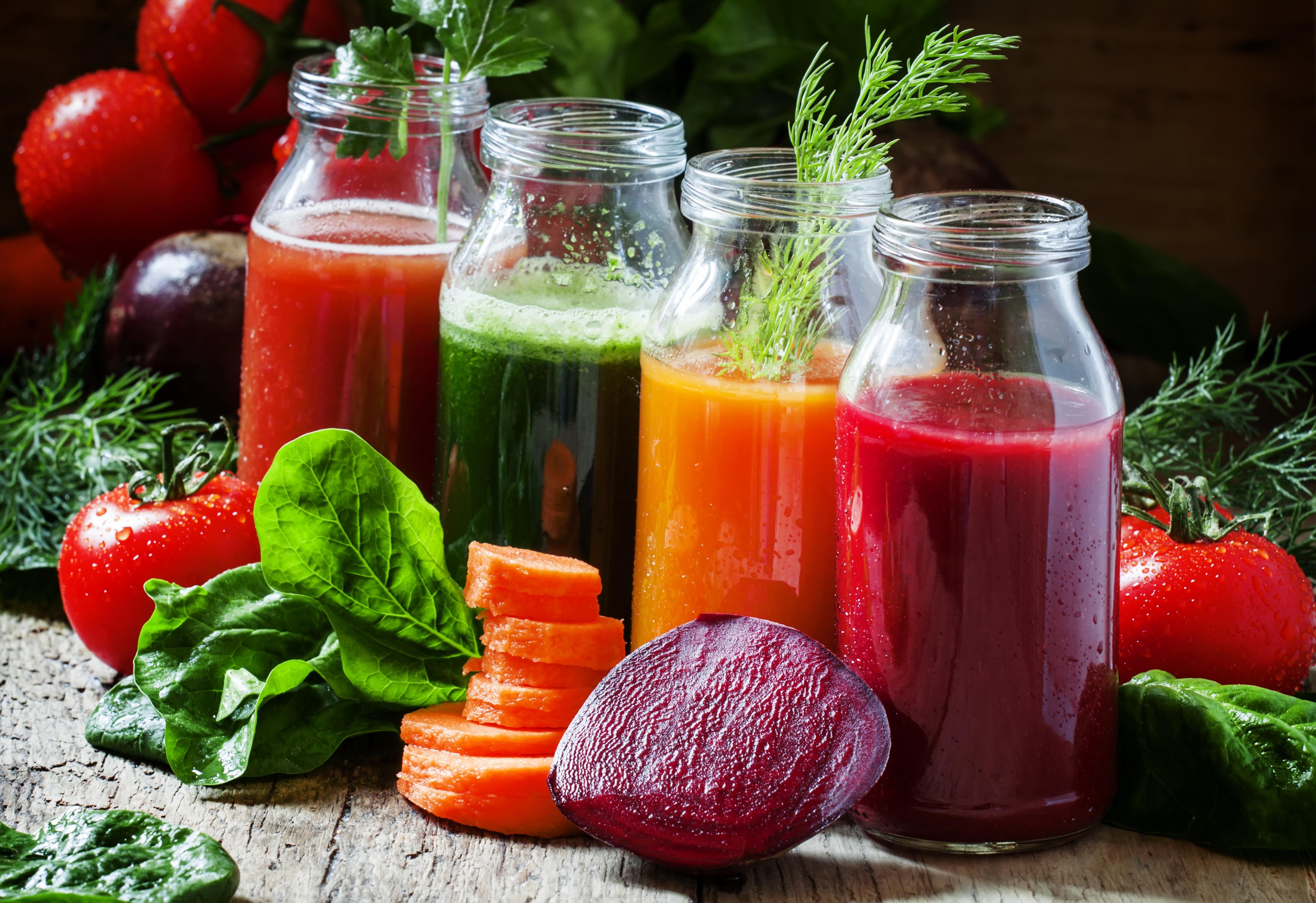 juice cleanse - organic juice cleanse - juice cleanse recipes - juice detox - organic media network