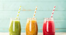 unique summer smoothie - smoothie recipes - recipes - breakfast recipes - summer fruit - fruit - organic fruit - summer - beverages - organic breakfast - smoothie ideas - unique smoothies