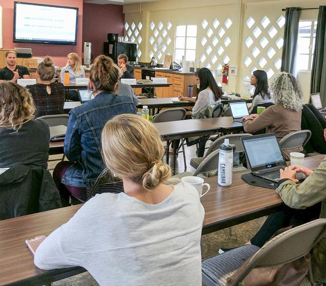 Bauman College - An Organic Conversation