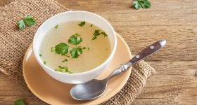 Mineral broth - homemade - recipe - bauman college - nutrients - nutrition - health and wellness - make your own - broth - soup - healthy habits - healthy living
